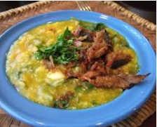 Resep Bubur Ayam Sukabumi Spesial