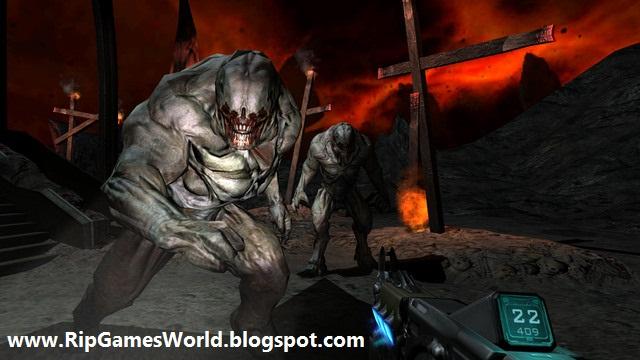do doom 3 resurrection of evil completo para pc ripado