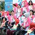 Ibu Iriana Lepas Peserta Lomba Kartini Run 2018