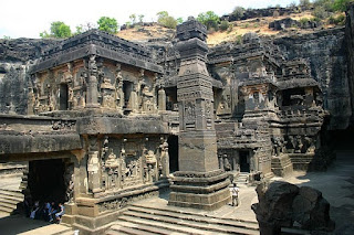 Siva has five temples built, representing the manifestation of Linga in 5 elements of nature named as the Pancha Bhoota - Earth, Water, Fire, Air and Space.