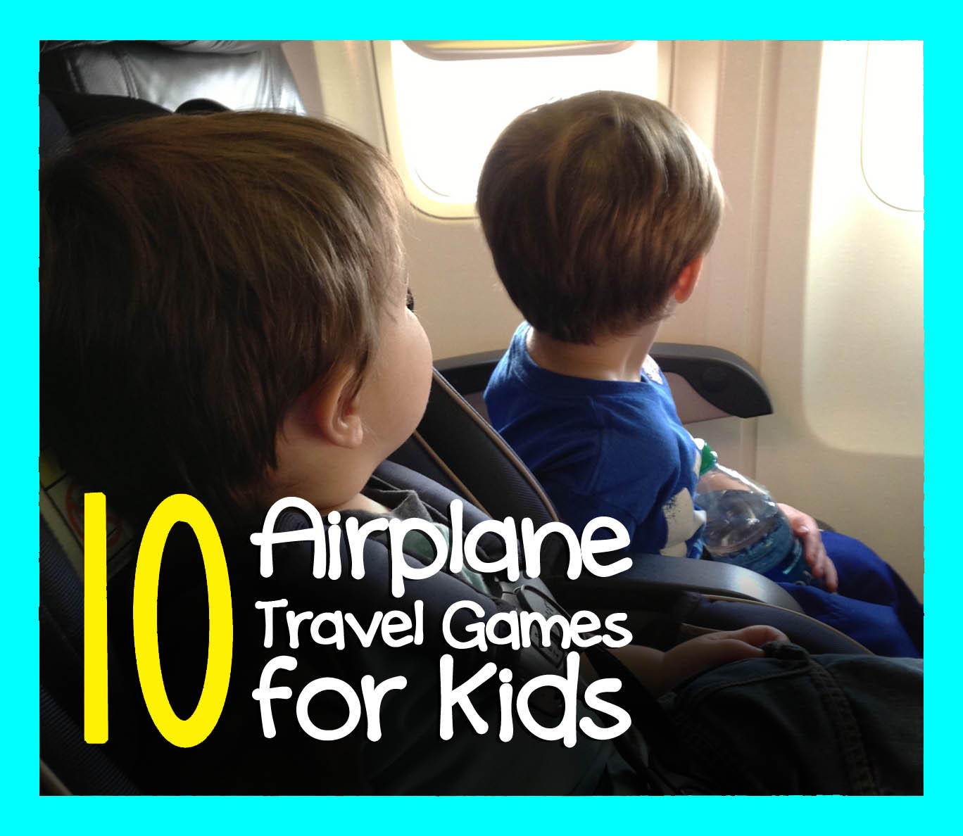10 airplane travel games for kids repeat crafter me