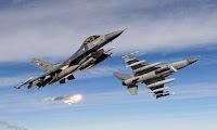 Εικονική αερομαχία και τουρκικές παραβιάσεις στο Αιγαίο