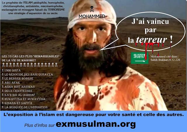 Quid de l'origine des atrocités islamiques et du terrorisme musulman ?