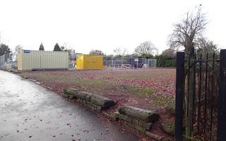 The Alexandra Park Skate and BMX Park in Edgeley Stockport