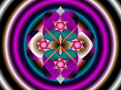 Hati Suci, Simbol Geometri Suci