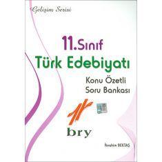 Birey Gelişim Serisi 11.Sınıf Türk Edebiyatı Konu Özetli Soru Bankası