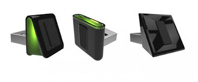 cara menggunakan USB fingerprint