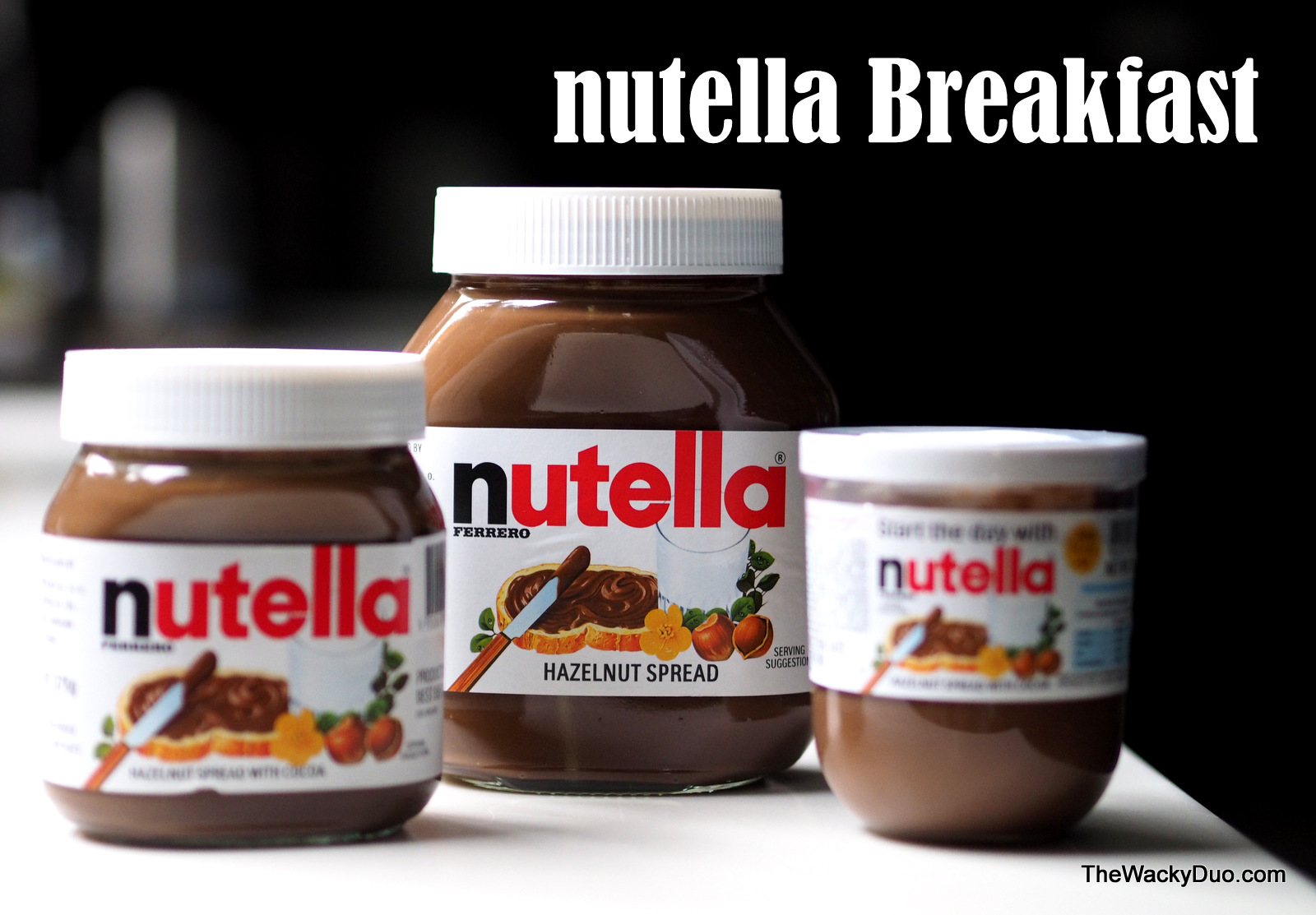 """wake up to nutella Oreo utterly demolishes nutella when it comes to skilful marketing  their  slogans, """"wake up to nutella"""" or """"start the day with nutella"""", are."""