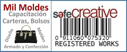 Safe Creative Mil Moldes #0911060075320