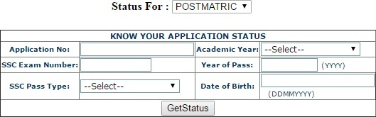 AP EPASS Application Status Scholarship apepass cgg gov in