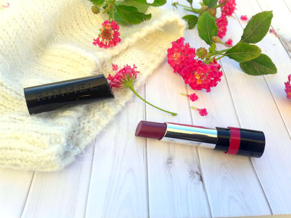 Favourite product of the month - Rimmel Under My Spell lipstick