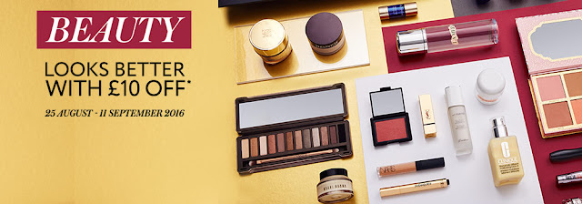 Beauty Event House of Fraser, Beauty offers, Beauty Discount, beauty blog