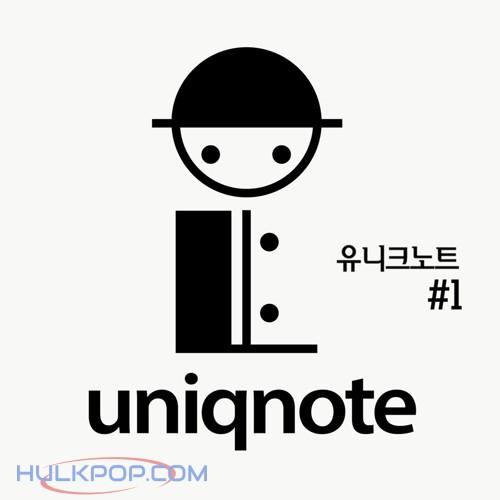 Uniqnote – Uniqnote #1