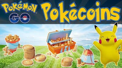 Cara Membeli Coin Pokemon GO Menggunakan Pulsa