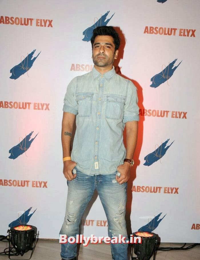 Eijaz Khan, Suchitra Pillai Hosted Absolute Elyx Party
