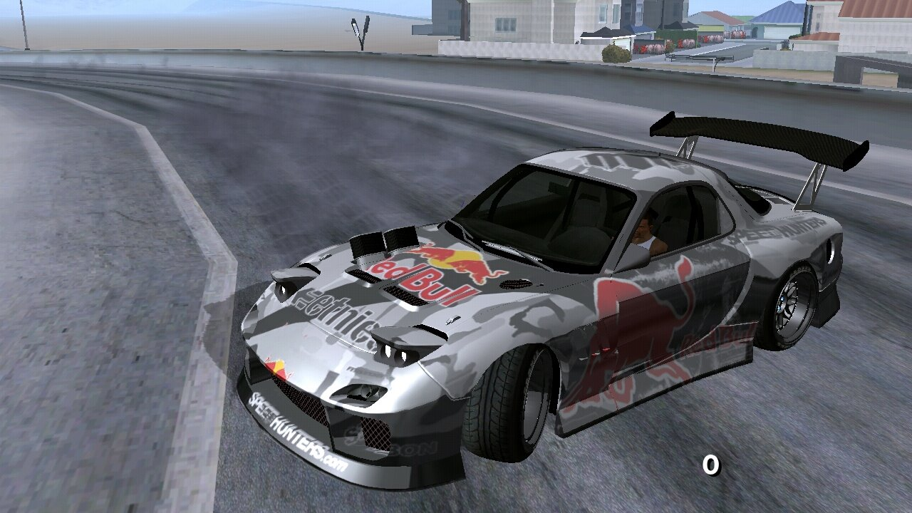 Mazda Rx 7 Drift Mad Mike Car Mod For Gta Sa Android Razor Mod