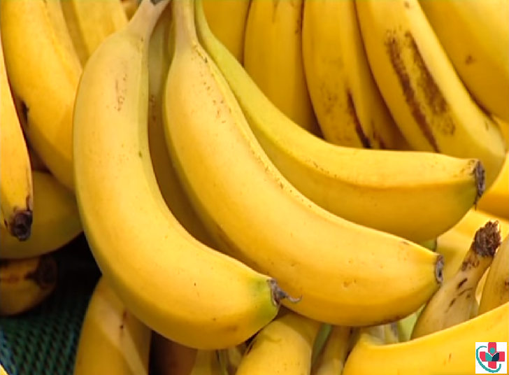 6 HEALTH BENEFITS OF BANANAS