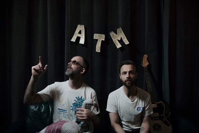 "ATM out of Sweden- their love for trashy indie R & B and the track ""One Touch"""