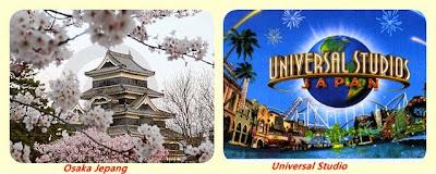 Osaka dan Universal