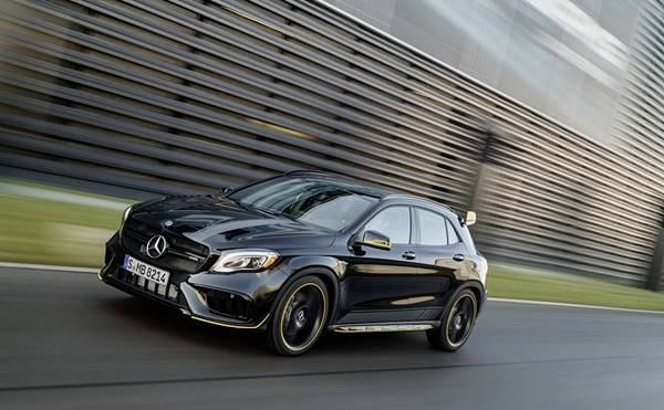 2018 Mercedes-Benz GLA45 AMG New Special Edition Design and Price