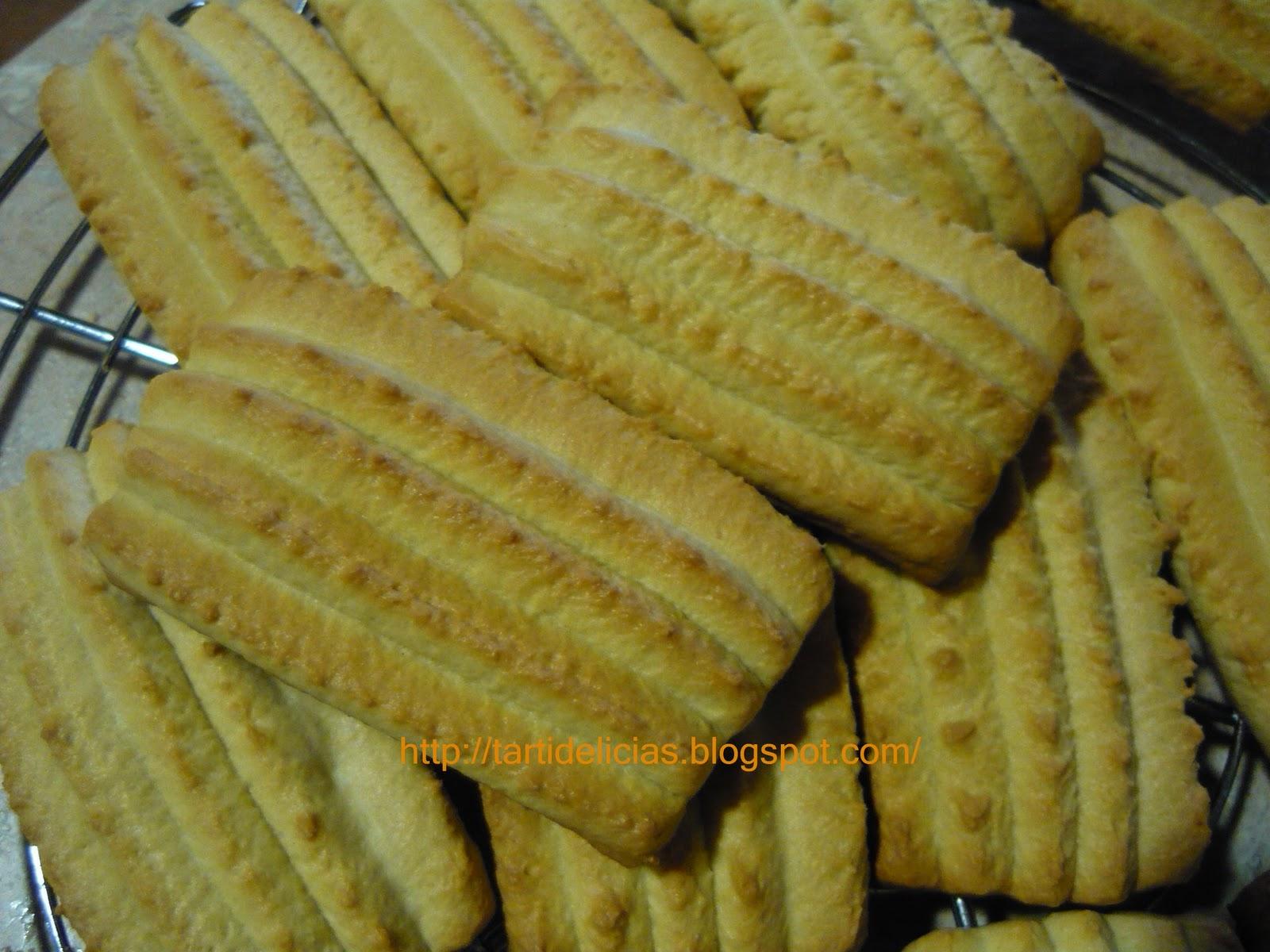 Tartidelicias Galletas de Mquina