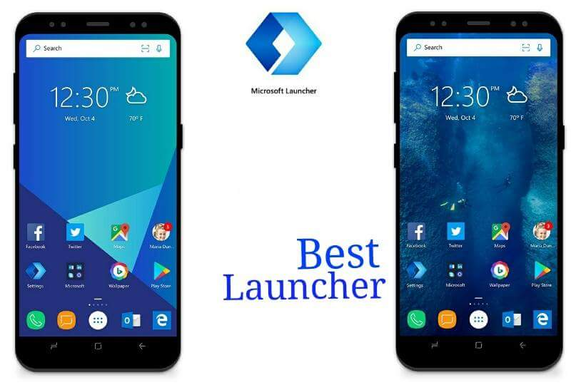 best free android launchers