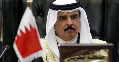 زيارة العاهل البحرينى الملك حمد بن عيسى إلى الامارات