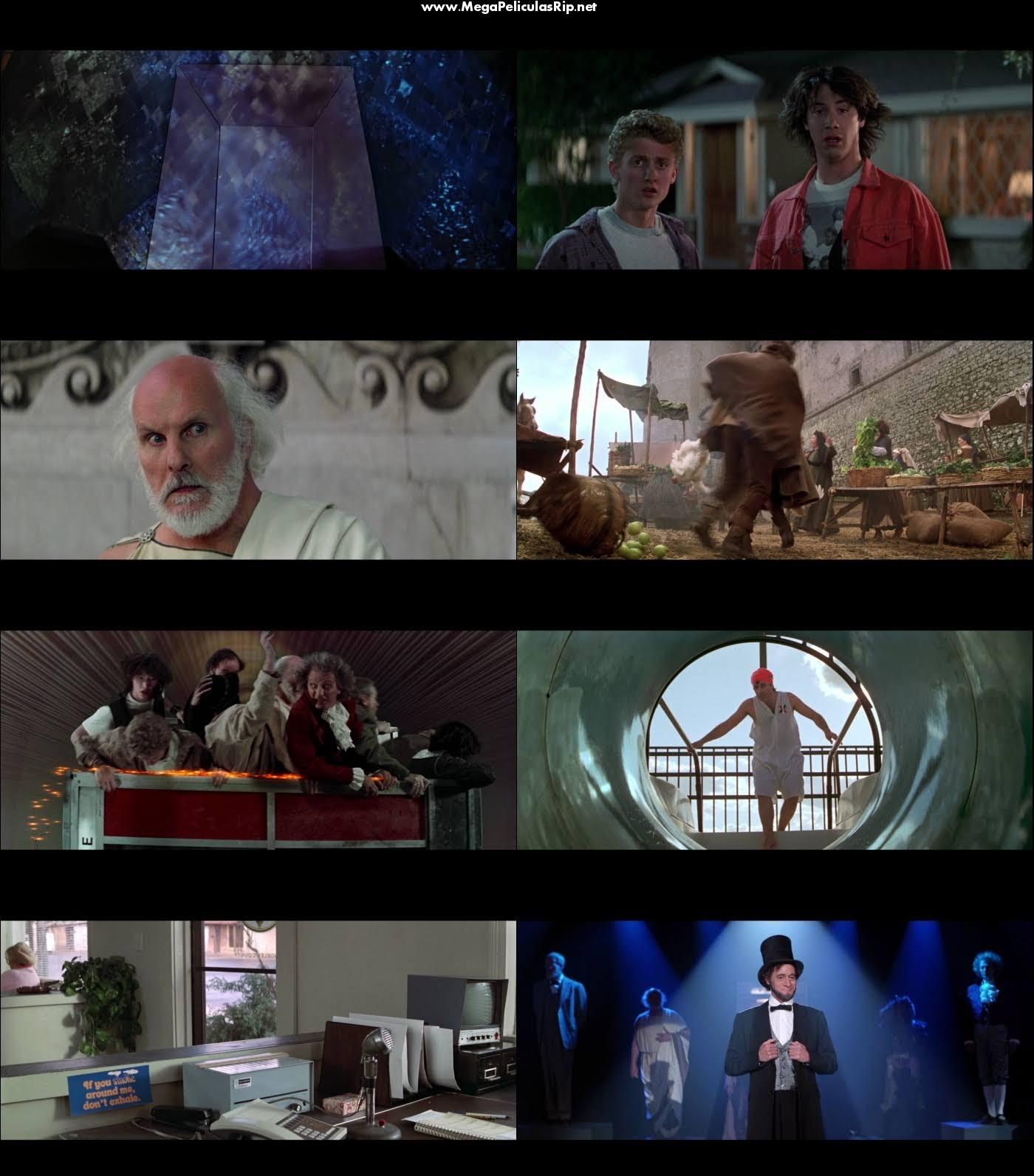 La Magnifica Aventura De Bill Y Ted 1080p Latino