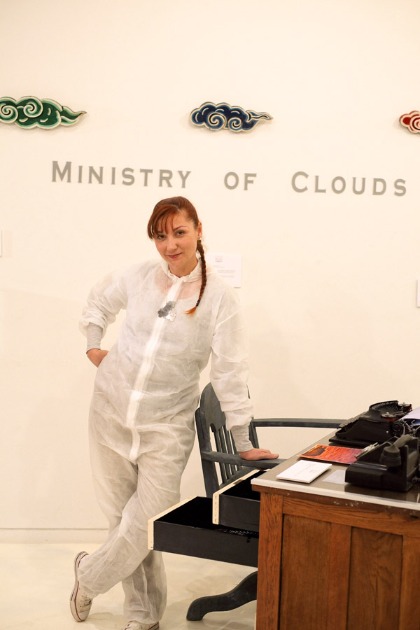 Artist Portrait - Ministry of Clouds - Fringe Arts at The Forum