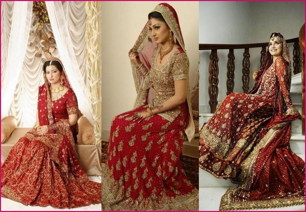 Newallthing: Pakistani Bridal Sharara