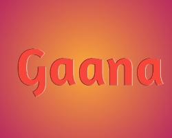 Gaana pro music &  Audio premium mod APK