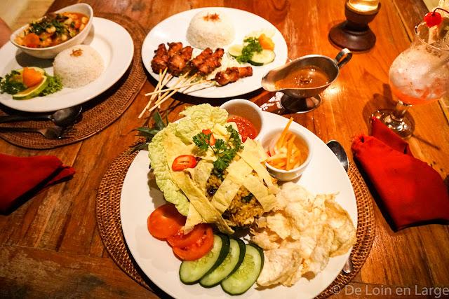 Wayan Café - Ubud - Bali