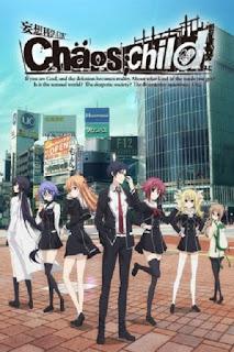 Detail dan nonton trailer anime ChäoS;Child (2017)