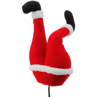 Santa Butt