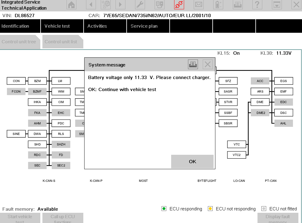BMW INPA BMW Coding Tool WinKFP Tool32 NCS Dummy / Expert
