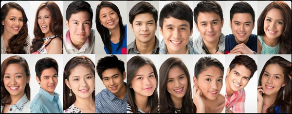 2014 New PBB Pinoy Big Brother All In Housemates Introduced