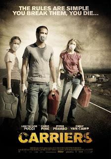 Carriers เชื้อนรกไวรัสล้างโลก (2009)