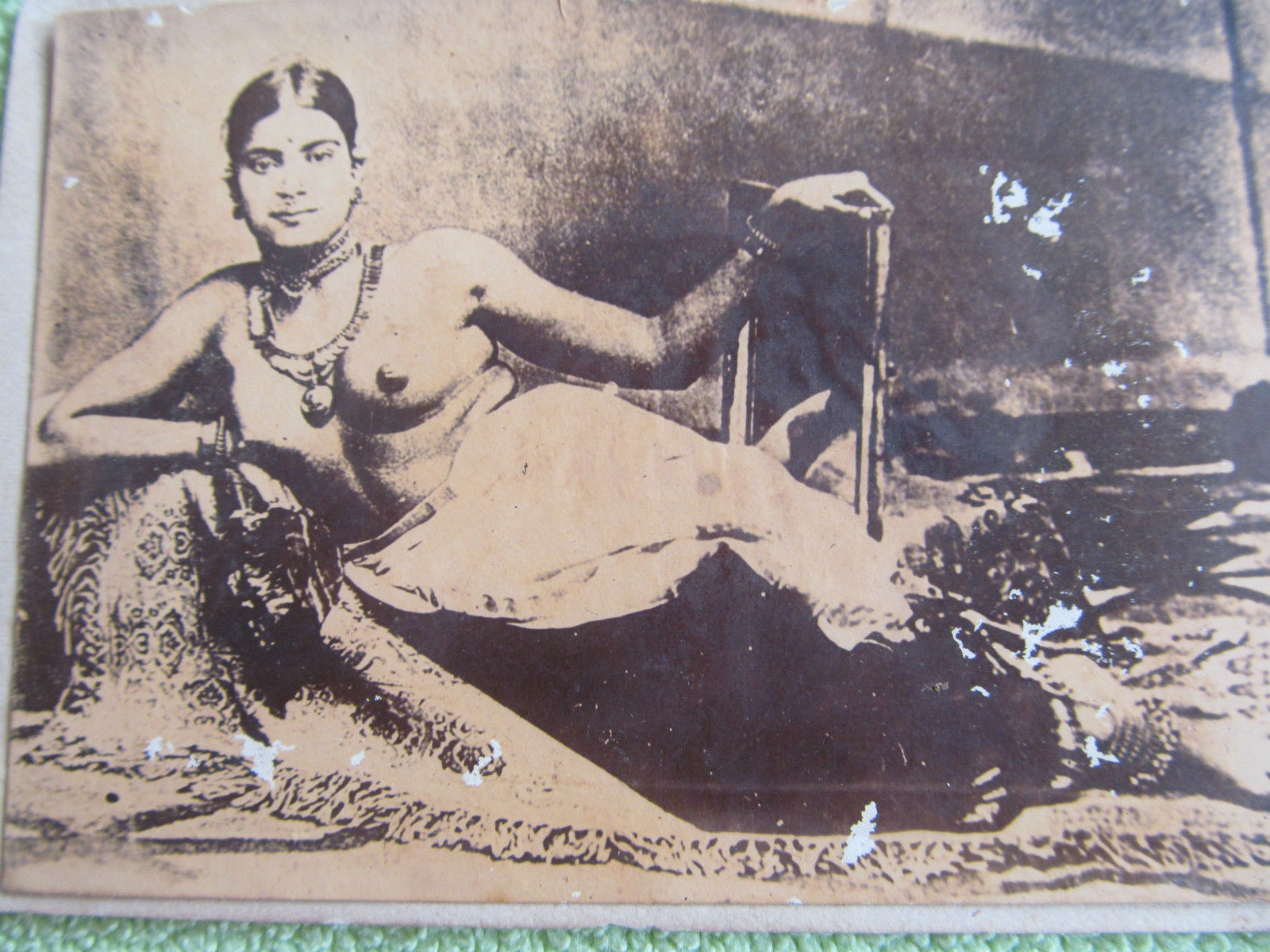 Reclining Lady - Date Unknown
