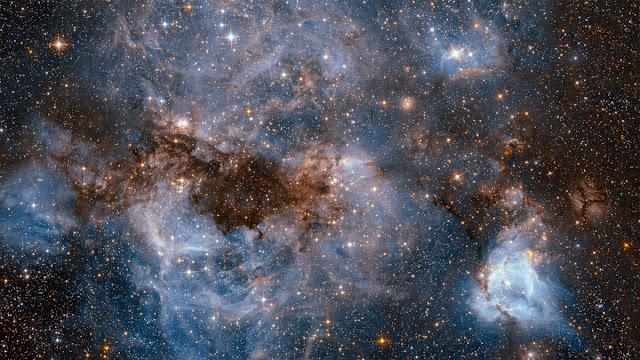 Grande Nuvem de Magalhães - Hubble