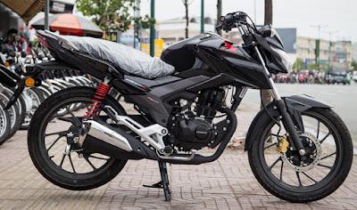 Honda CBF125R