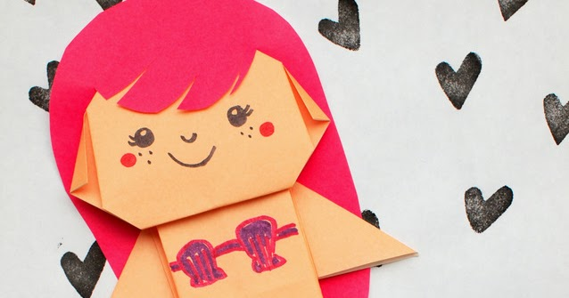 15 Origami Paper Crafts for Kids to Create | Make and Takes | 335x638