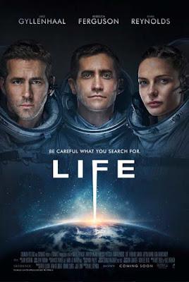Sinopsis LIFE (2017) pemain Jake Gyllenhaal, Ryan Reynolds