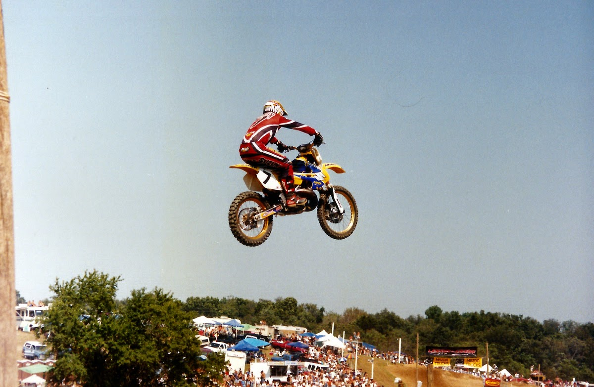 Greg Albertyn Steel City 1998