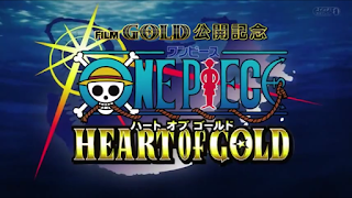 One Piece The Movie: Heart Of Gold 2016