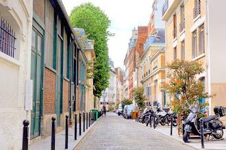Paris : Villa d'Alésia, ateliers d'artistes et passé industriel - XIVème