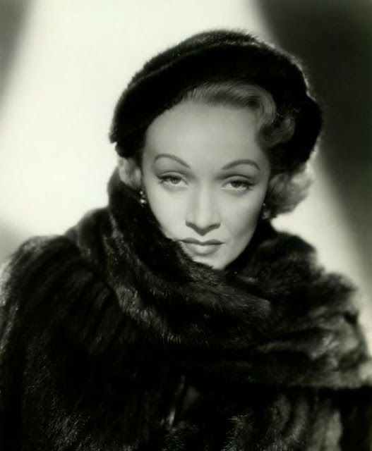 My Love Of Old Hollywood When Fur Was Fabulous
