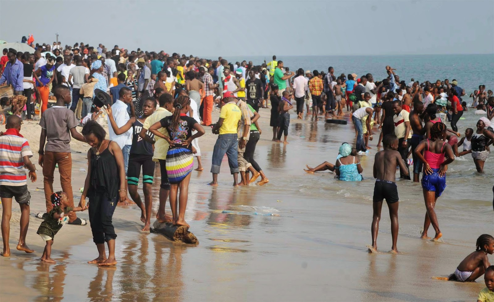 Lagos Bar Beach A Place You Must Visit