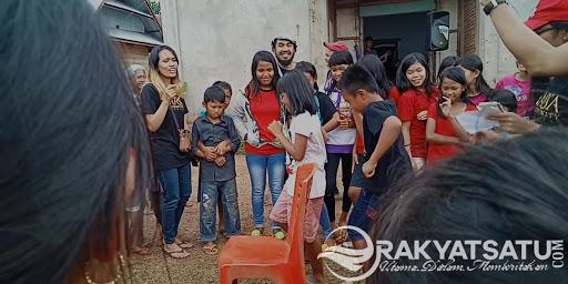 Kunjungi Desa Maindo, Komunitas ARSA Toraja Edukasi Sikat Gigi Sejak Dini