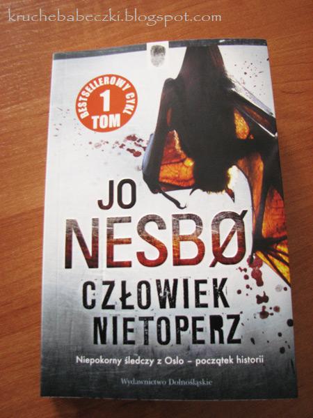 """Jo Nesbo """"Człowiek Nietoperz"""" - recenzja"""