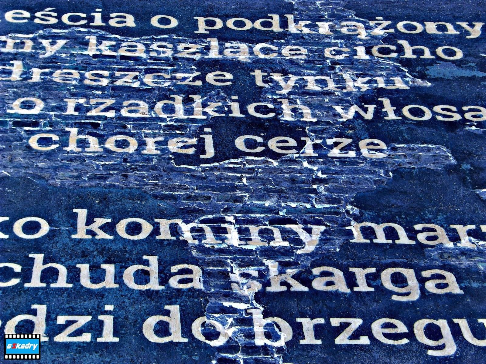 Eskadry Murale Cz 9 Poznań V Wiersze Na Jeżycach